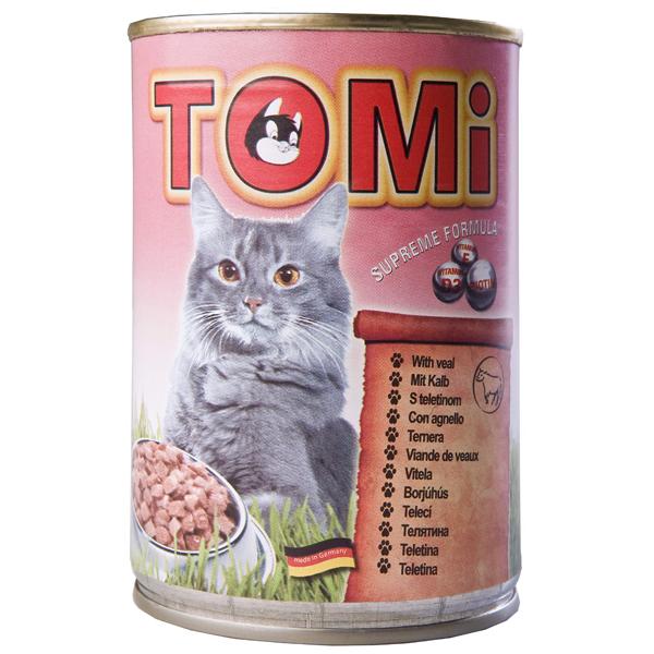 Консервы TOMi