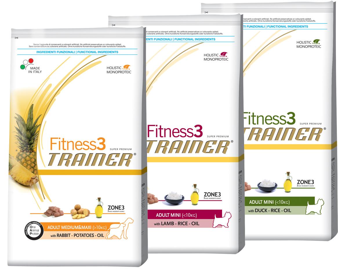 Корм Trainer Fitness